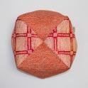 Ojami 11' Shibori - Soie orange