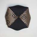Ojami 14' Square - Polyester noir