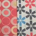 Textiles fleuris